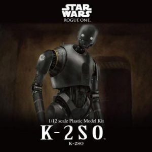 Bandai Star Wars K-2SO 209433