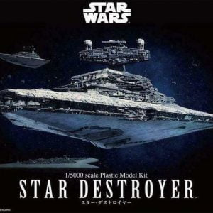 Bandai Star Wars 1/5000 Star Destroyer 5057624
