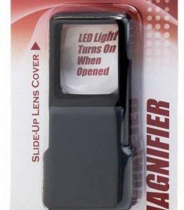 Carson MiniBrite 5X LED Magnifier PO-55