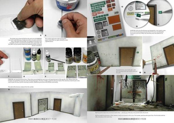 Abteilung 502 Damaged Magazine Issue 8 ABT 728