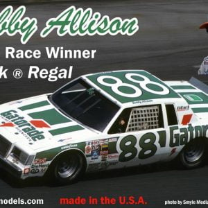 Salvinos JR Bobby Allison 1982 Race Winner Buick Regal BAB1982D