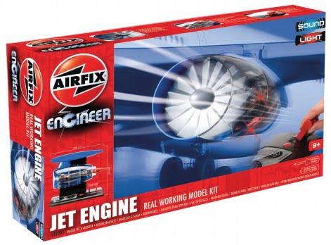 Airfix Engineer Jet Engine A20005