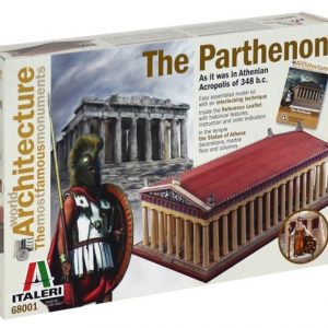 Italeri The Parthenon World Architecture 68001