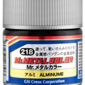 Mr Metal Color Aluminium MC218