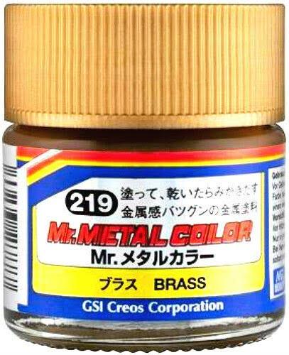 Mr Metal Color Brass MC219