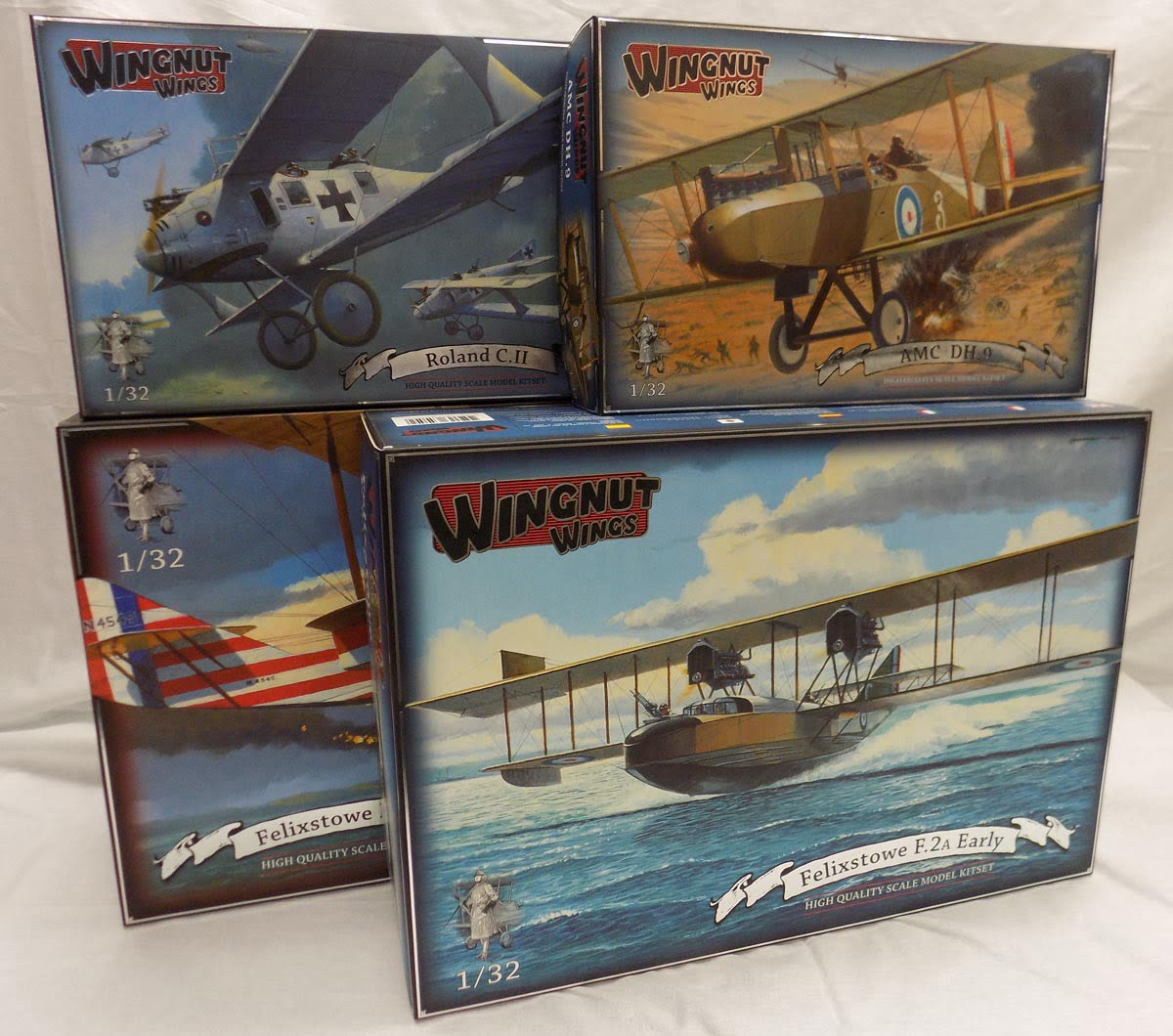Wingnut Wings now Available at Sunward Hobbies