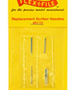 Flex-i-File Scriber Replacement Needles 6115