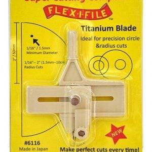 Flex-i-File Super Cutting Compass 6116