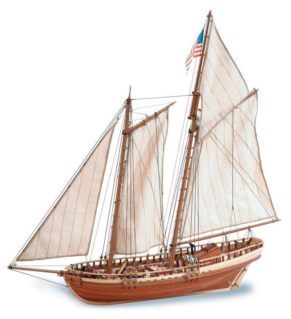 Artesania Latina Virginia American Schooner 1/41 Scale 22135