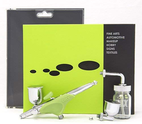 contents Grex Genesis.XSi3 Dual Action Side Feed Airbrush