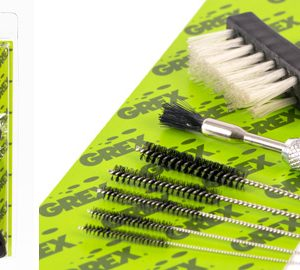 Grex Airbrush Full Cleaning Brush Set FA02