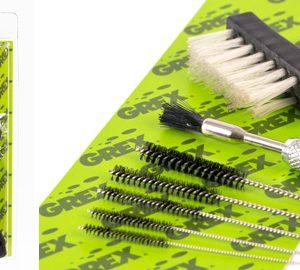 Grex Airbrush Full Cleaning Brush Set FA02