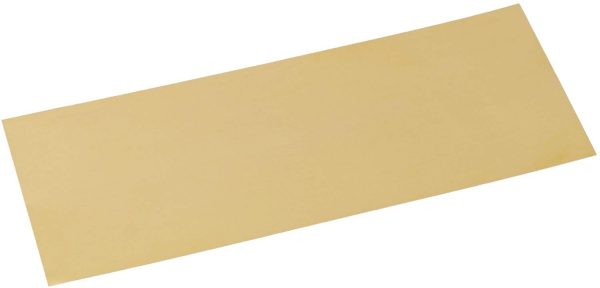 "0.005 x 4 x 10"" Brass Sheets K&S Engineering 250"