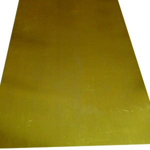 "0.010 x 4 x 10"" Brass Sheet K&S Engineering 251"