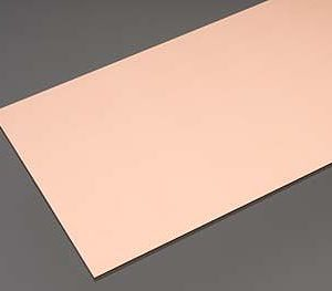 "0.016 x 4 x 10"" Copper Sheet K&S Engineering 277"
