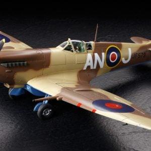 Tamiya Supermarine Spitfire Mk.VIII 1/32 Scale 60320