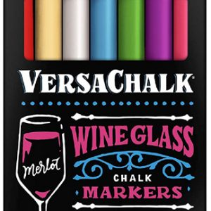 Versachalk Wine Glass Markers 7 Pack VC130-F