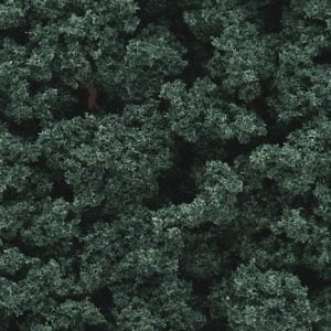 Woodland Scenics Dark Green Bushes FC147