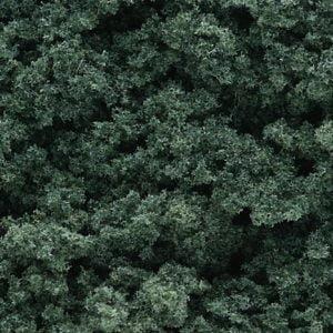 Woodland Scenics Dark Green Foliage Clusters FC59