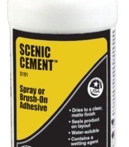 Woodland Scenics Scenic Cement S191