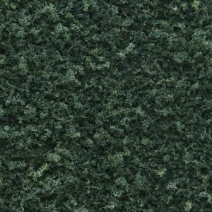Woodland Scenics Dark Green Coarse Turf T65