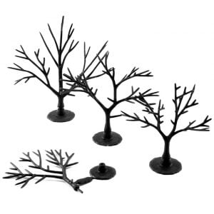 "Woodland Scenics 2"" to 3"" Armatures Deciduous TR1121"
