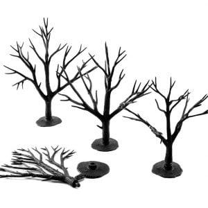 """Woodland Scenics 3"""" to 5"""" Armatures Deciduous TR1122"""