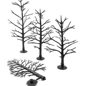 "Woodland Scenics 5"" to 7"" Armatures Deciduous TR1123"