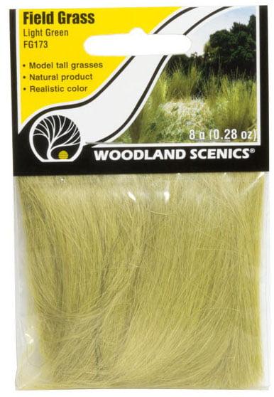 Woodland Scenics Field Grass Light Green FG173