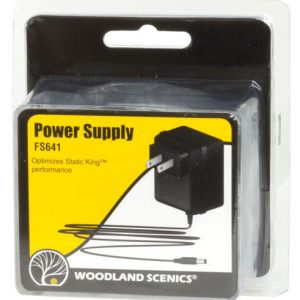 Woodland Scenics Field System Power Supply FS641