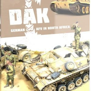 AK Interactive DAK German AFV in North Africa AKI 912