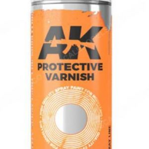 AK Interactive Spray Can Protective Varnish AKI 1043