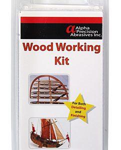 Wood Working and Finishing Kit ALB 0001