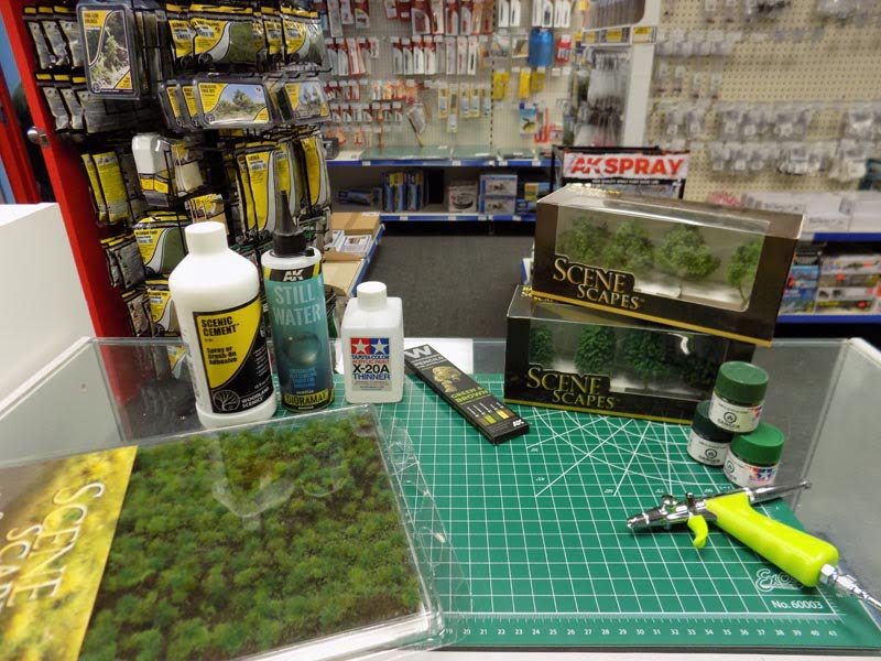 Bachmann Diorama and Scenery Now Available at Sunward Hobbies