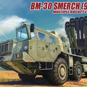 modelcollect BM-30 Smerch 9K58 multiple rocket launcher UA72047
