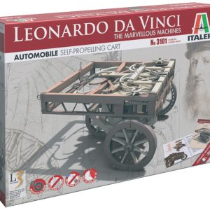Italeri Self-Propelling cart Leonardo Da Vinci 3101