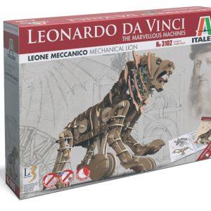 Italeri Mechanical Lion Leonardo da Vinci 3102