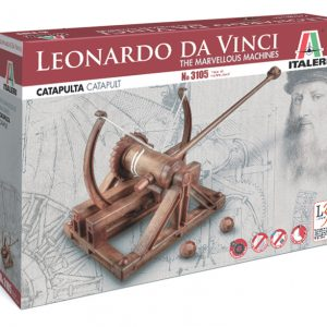 Italeri Catapult Leonardo da Vinci 3105