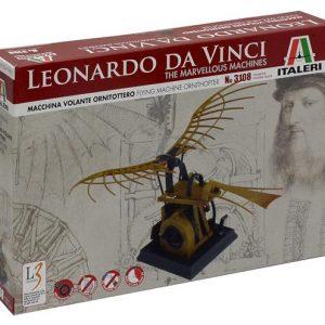 Italeri Flying Machine Ornithopter Leonardo da Vinci 3108