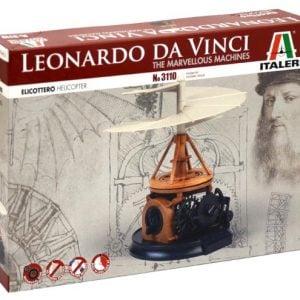 Italeri Helicopter Leonardo da Vinci 3110