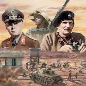Italeri El Alamein War The Railway Station Battle Set 6181