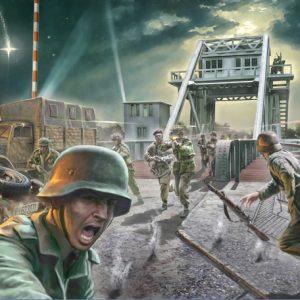 Italeri Pegasus Bridge Airborne Assault Battle Set 6194