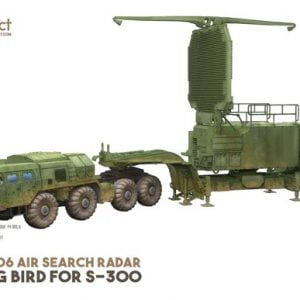 modelcollect MAZ-74106 air search radar 64N6 BIG BIRD for S-300 UA72049