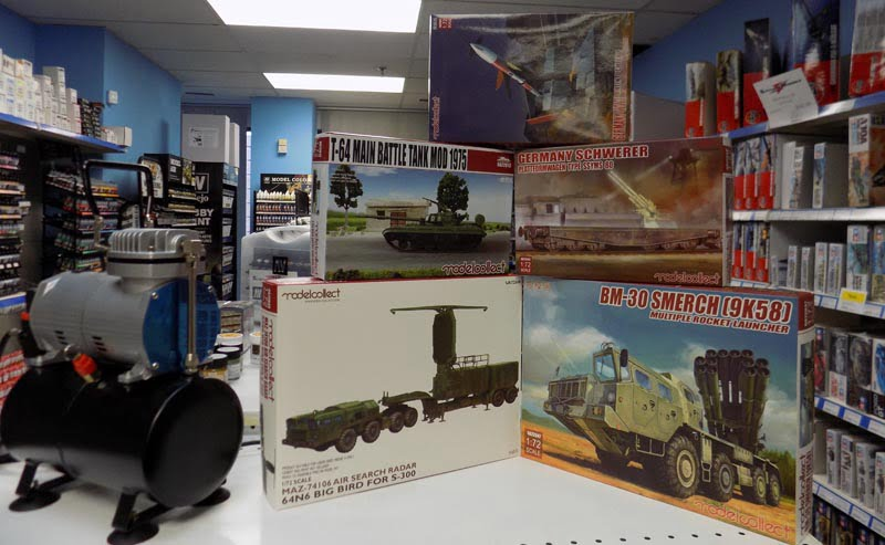 Modelcollect Kit Now Available at Sunward Hobbies