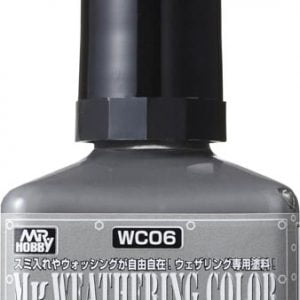 Mr Weathering Color Multi Grey WC06