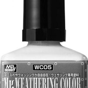 Mr Weathering Color Multi White WC05