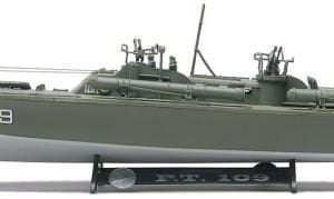 Revell PT-109 P.T. Boat 1/72 Scale 85-0310