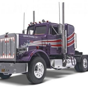 Revell Peterbilt 359 Conventional Tractor 1/25 Scale 85-1506