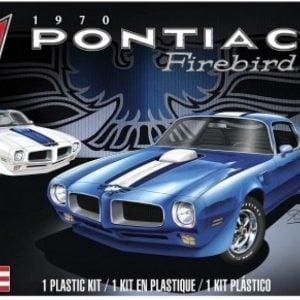 Revell 1970 Pontiac Firebird 1/24 Scale 85-4489