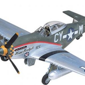 Revell P-51D Mustang 1/48 Scale 85-5241